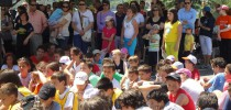 Greece: Street Handball Kastoria Academy with 200 children