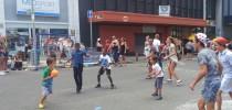Street Handball with Play Handball South Africa – Cape Town and Kayamandi