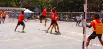 Singapore: Street Handball Challenge Chevron Handball Club and *SCAPE
