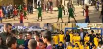 Algeria: Rouina – Street Handball Challenge Mini