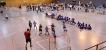 Schweiz: Basel – Successful Premiere on Mini Street Handball Tournament