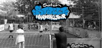 The Satch Streethandballtour Germany
