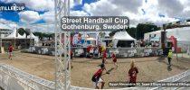 Street Handball Cup, Partille Cup Sweden, Egypt, Alexandria SC vs. Iceland, Vikingur Handbolti
