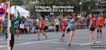 Uruguay, Handball en la Calle, City Hall Montevideo, Street Handball
