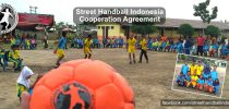 Cooperation Agreement, Street Handball Indonesia
