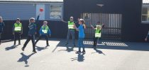 Ideas for training Street handball at your street pitch / multi pitch, Bramming IF, Denmark