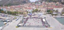 1st Street Handball Tournament Nafplio City, Greece with an awesome drone video