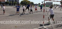 "Spain: ""Street Handball 5×5"" with Balonmano Castellón"