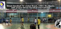 Street Handball Project, Brasil, CNEC Rio Bonito, Street Handball International