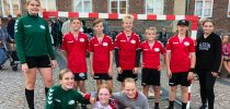 Varde Handballclubs 75th anniversary – Street Handball at Varde Torv, Denmark