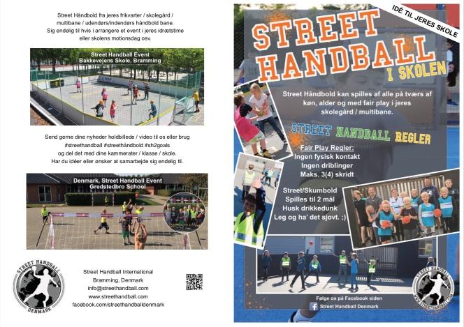 Street Håndbold i skolen