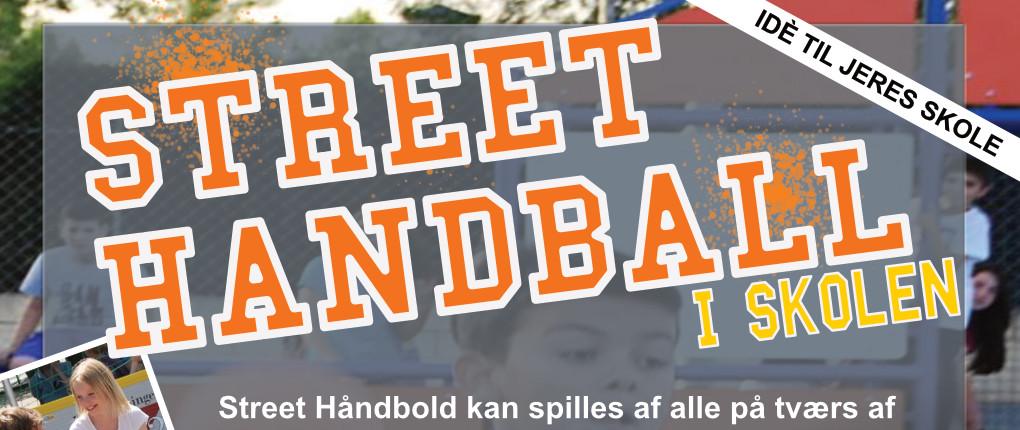 Street Håndbold i skolen. Street Handball.