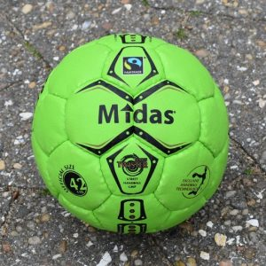 Midas Fairtrade Street Twist 42 Street Handball ball