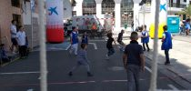 Spain, Street Handball with Club Balonmano Arona, So simple, Just do it