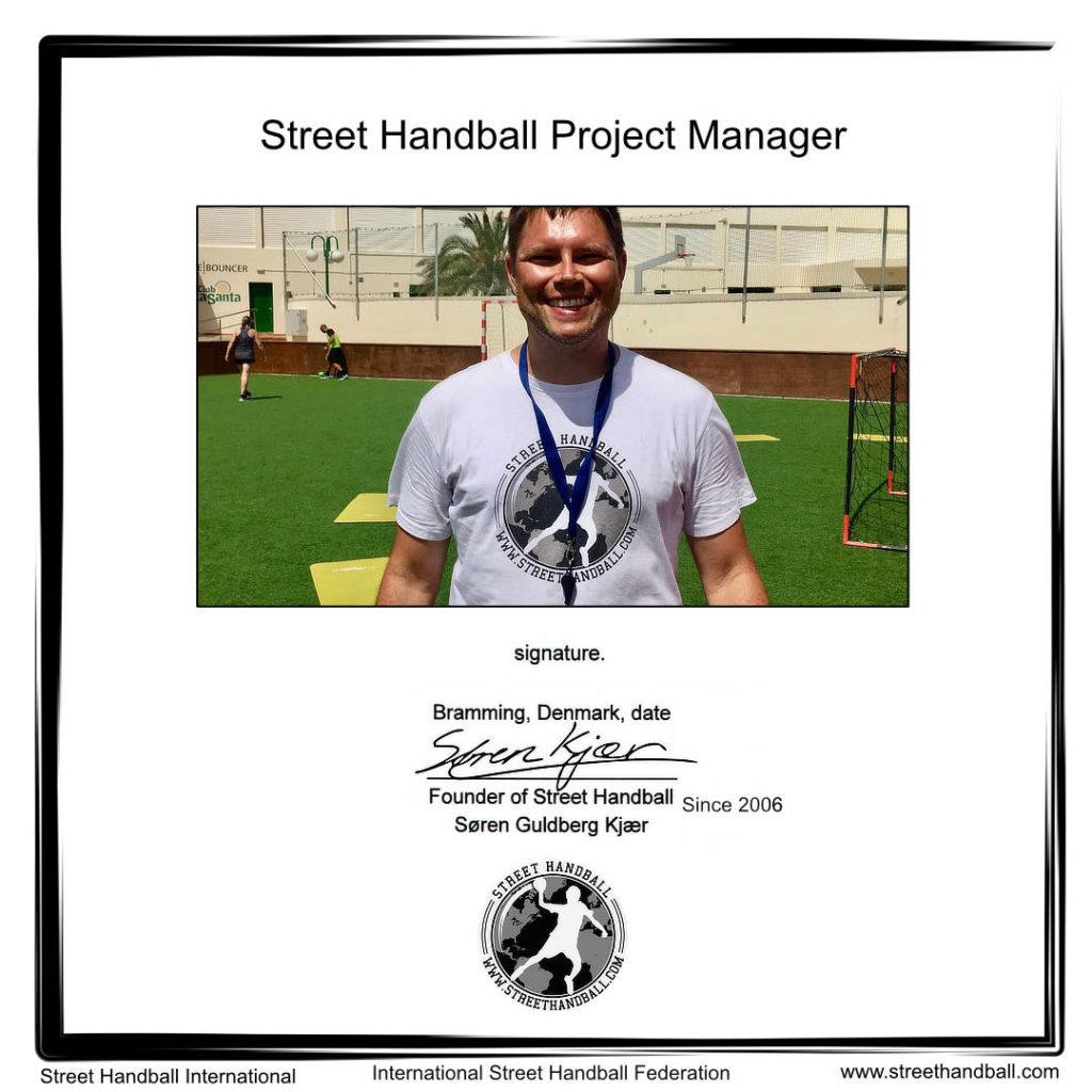 Street Handball Denmark
