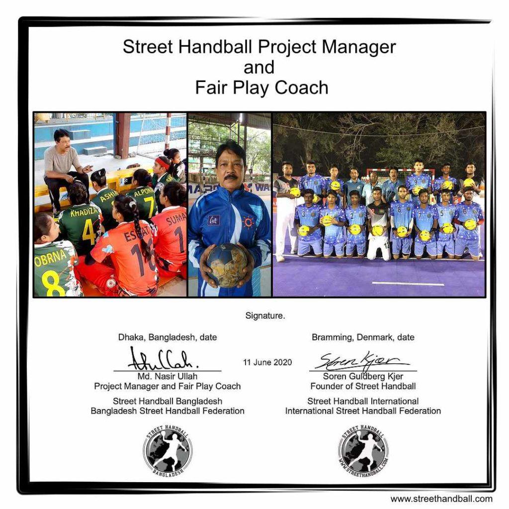 Street Handball Bangladesh
