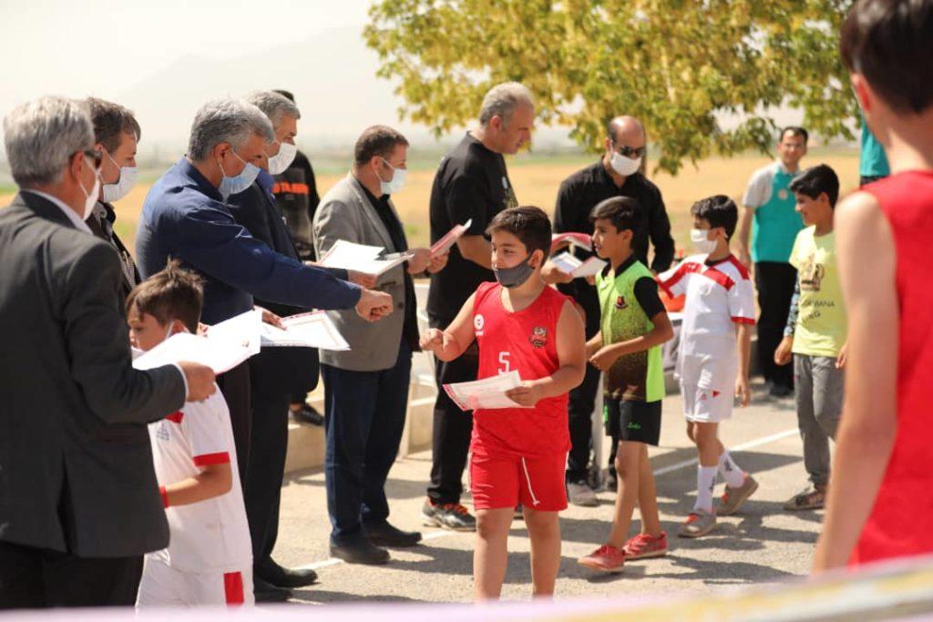 Street Handball Iran hosted Street Handball Festival