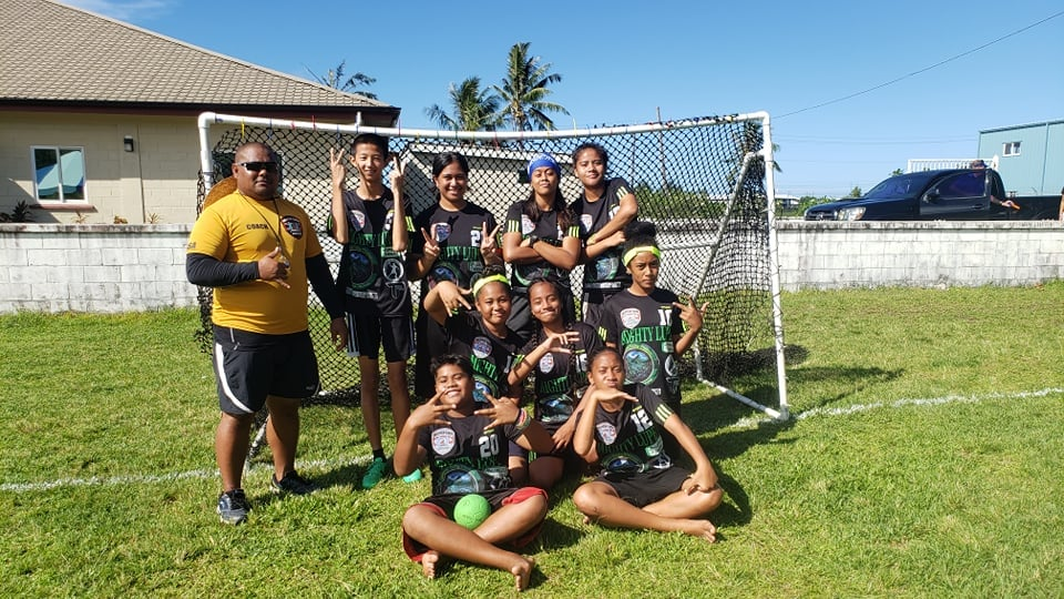 <p>Congrats to the winners of the 1st Phase of our 2021 Street Handball Nationals Flag Day Championships Team Malosi. Congrats to all of our league award winners<span class=