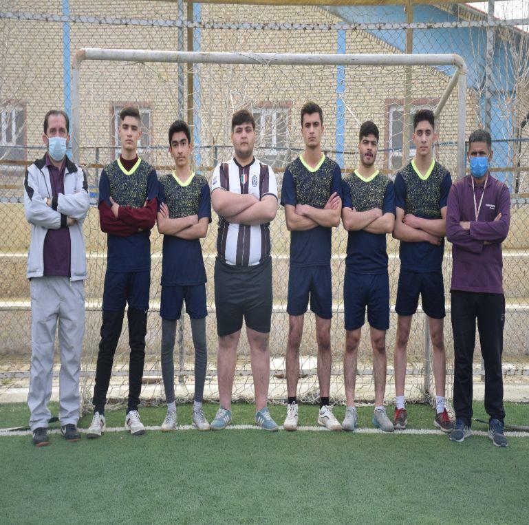 Street Handball Iran Festival events from Karaj City and Garmsar City